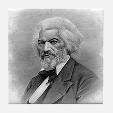 Frederick Douglass by Augustus Robin Tile Coaster