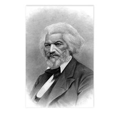 Frederick Douglass by Aug Postcards (Package of 8)