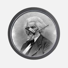 Frederick Douglass by Augustus Robin Wall Clock