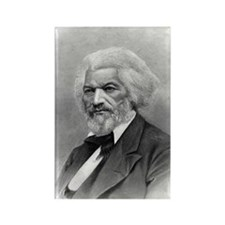 Frederick Douglass by Augustus Ro Rectangle Magnet