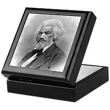 Frederick Douglass by Augustus Robin Keepsake Box