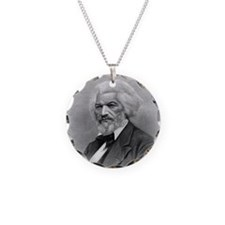 Frederick Douglass by August Necklace