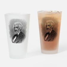 Frederick Douglass by Augustus Robi Drinking Glass