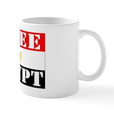 FREE EGYPT Mug