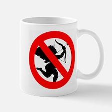 Anti-Cupid Anti-Valentine Mug