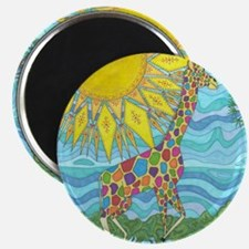 African Rainbow Magnet
