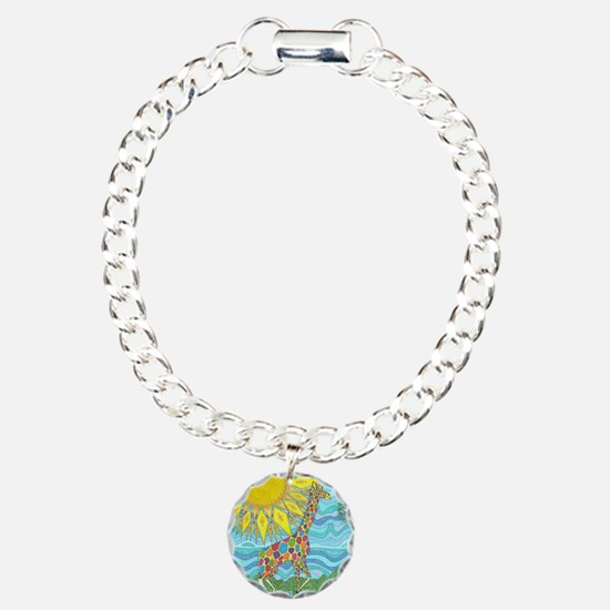 African Rainbow Bracelet