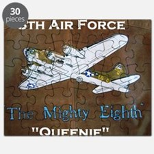 Queenie - 8th AF B-17 Puzzle