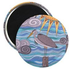 Herons Watch Magnet