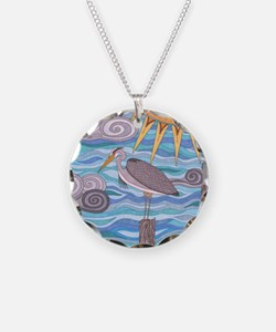 Herons Watch Necklace