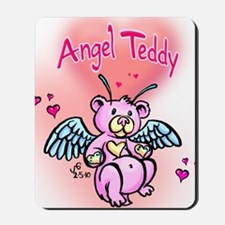 angelteddy baby Mousepad