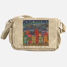 Rose Avenue Messenger Bag