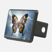 autismbutterfly - sky 6inc Hitch Cover