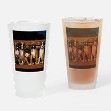 blanket9 Drinking Glass