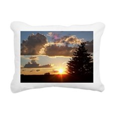digital 002 Rectangular Canvas Pillow