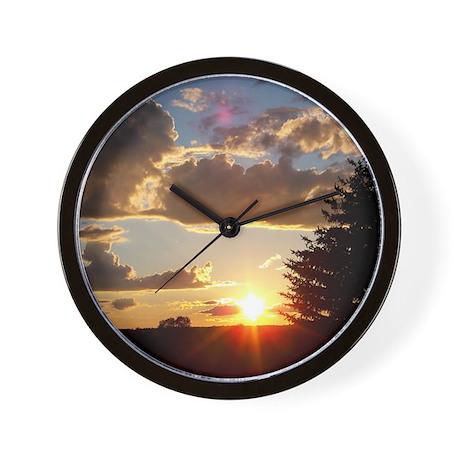 digital 002 Wall Clock