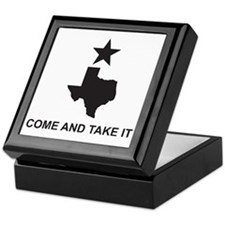 texas_large Keepsake Box