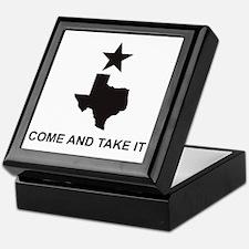 texas_large Keepsake Box
