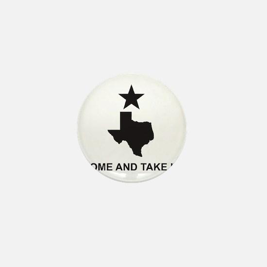texas_large Mini Button