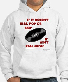 real_music Jumper Hoody