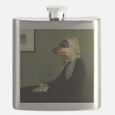 motherlily 16x16 Flask