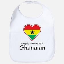 Happily Married Ghanaian Bib