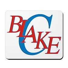 Blake copy Mousepad