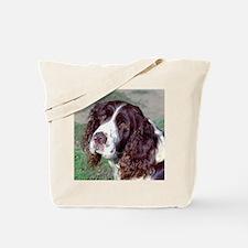 (12p) Spaniel Tote Bag