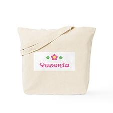 "Pink Daisy - ""Yesenia"" Tote Bag"