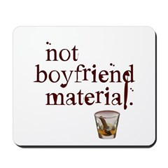 Not boyfriend... Mousepad