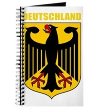 German Coat of Arms (finished)Gold Journal