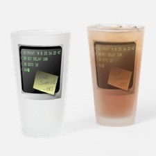program2 copy Drinking Glass
