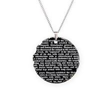 Hodag Historical Marker Necklace