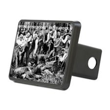 Capture of the Hodag Hitch Cover