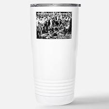 Capture of the Hodag Travel Mug