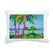 Aloha Kakahiaka 1  Calan Rectangular Canvas Pillow