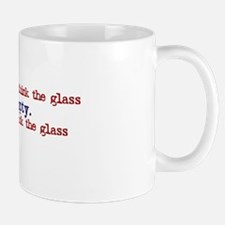 The Glass is Theirs Mug