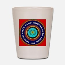 2-chickamagua3 Shot Glass
