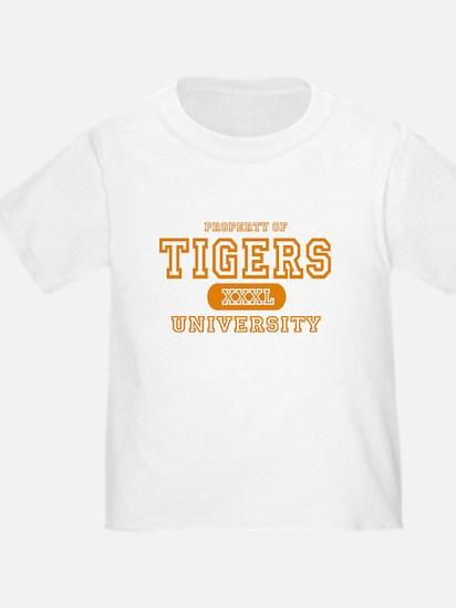 Tigers University T