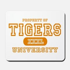 Tigers University Mousepad