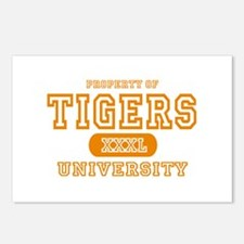 Tigers University Postcards (Package of 8)