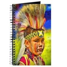 Serious Young Warrior Journal