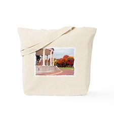 Boston Common Gazebo (Watercolor) - Tote Bag