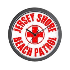 Jersey Shore_p01 Wall Clock