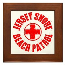 Jersey Shore_p01 Framed Tile