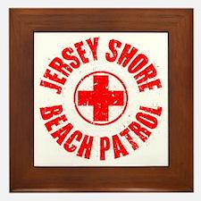 Jersey Shore_p01 Framed Tile
