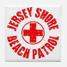 Jersey Shore_p01 Tile Coaster