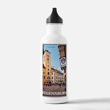 Regensburg - Altes Rat Water Bottle