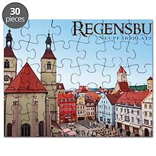 Regensburg - Neupfarrkirche Puzzle