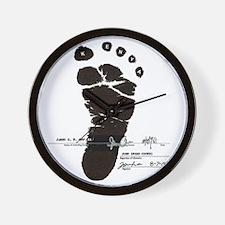 kenyandoc Wall Clock